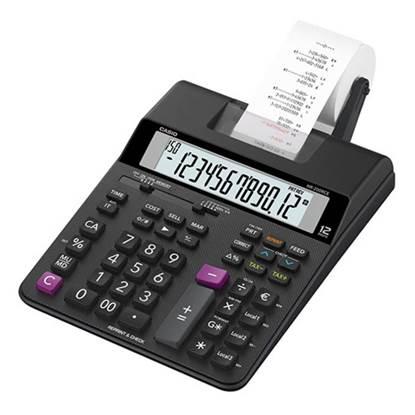Αριθμομηχανή 12 Ψηφίων Casio (HR-200RCE)