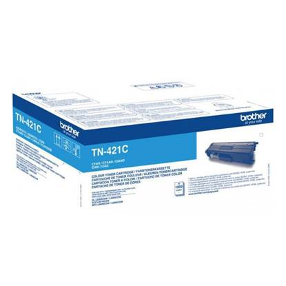 Toner Brother TN-421C Cyan (TN-421C) (BRO-TN-421C)