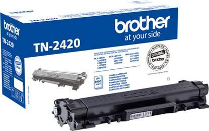 Toner Brother TN-2420 Black HC (TN-2420) (BRO-TN-2420)