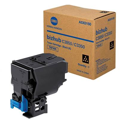 KONICA MINOLTA BIZHUB C3350/3850/FS TONER BLACK (A5X0150) (MINTNP48K)