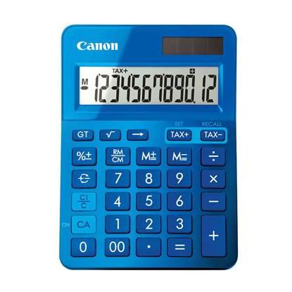 Αριθμομηχανή 12 Ψηφίων Canon LS-123KBL (9490B001) (CANLS123KBL)