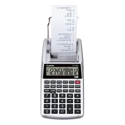 Αριθμομηχανή Χαρτοταινίας12 Ψηφίων Canon P1DTSCII (2304C001) (CANP1DTSCII)