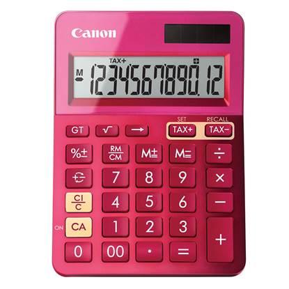 Αριθμομηχανή 12 Ψηφίων Canon LS-123KPK (9490B003) (CANLS123KPK)