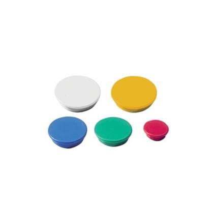 Μαγνήτες Χρωματιστοί Διαμέτρου 24mm. DAHLE (10 Τεμάχια) (DAH995524)