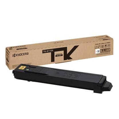 KYOCERA ECOSYS M8124cidn/M8130cidn TONER BLACK 12k (TK-8115K) (KYOTK8115K)