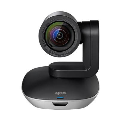 Logitech ConferenceCam Group (Black-Silver) (LOG960-001057)