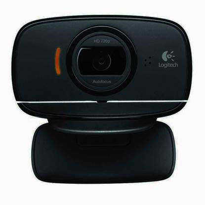 Logitech B525 Webcam (Black, HD) (LOGB525)