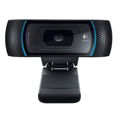 Logitech B910 Webcam (Black, HD) (LOGB910)