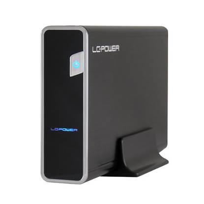 LC Power Θήκη Σκληρού Δίσκου 3.5 SATA USB 3.0 (Μαύρο) (LC35U3)