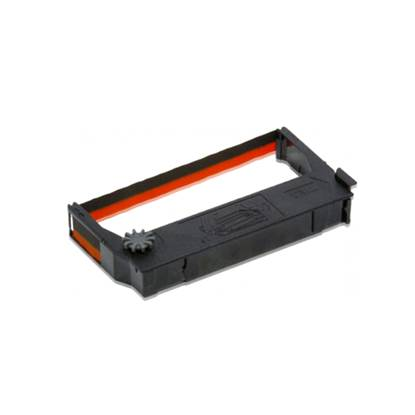 Epson Μελανοταινία TM-267/II, M-252/262/267 Black/Red (C43S015362)