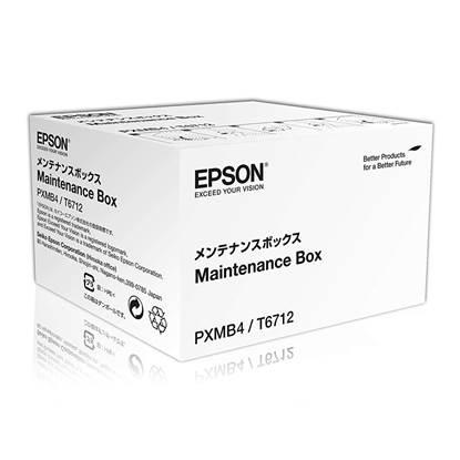 Epson WF-8010/8510/8090/DW/8590/6090/6590DWF Maintenance Box (C13T671200) (EPST671200)