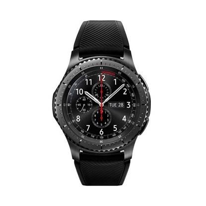 Watch Samsung Gear S3 Frontier SM-R760 Grey EU