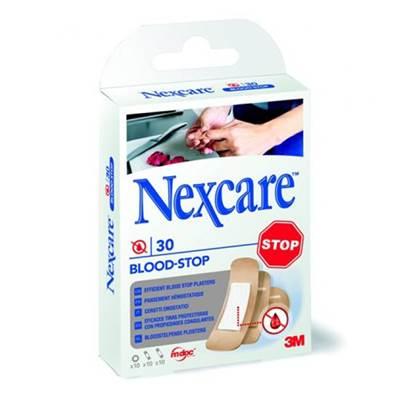 Αιμοστατικοί Μικροεπίδεσμοι 3M NEXCARE 30 Τεμάχια Στρογγυλοί (MMM255112)