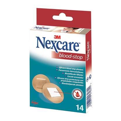 Αιμοστατικοί Μικροεπίδεσμοι 3M NEXCARE 14 Τεμάχια 3 Μεγέθη (MMM255110)
