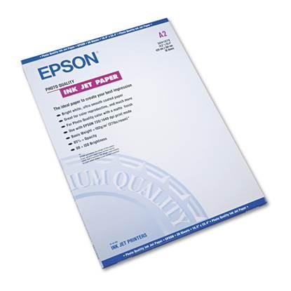 Χαρτί EPSON Photo Quality Inkjet Paper Matte A2 Pack of 30 (C13S041079) (EPSS041079)