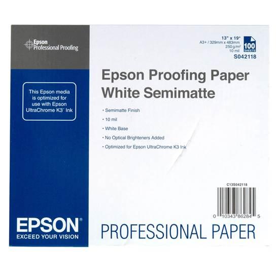 ACI Hellas-EPSON Proofing Paper White Semimatte, 13