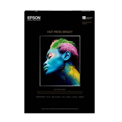 Χαρτί EPSON Fine Art Cotton Smooth Bright A4 25 Sheets (C13S450274) (EPSS450274)