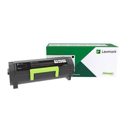 LEXMARK B/MB 2546/2650 TONER BLACK EHC 10K (B252X00) (LEXB252X00)