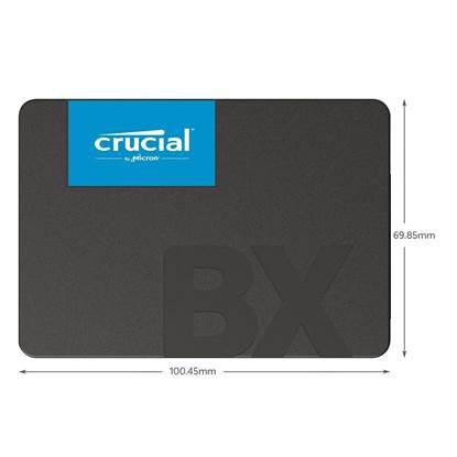 Crucial SSD 240 GB BX500 SATA 6Gb/s 2.5-inch