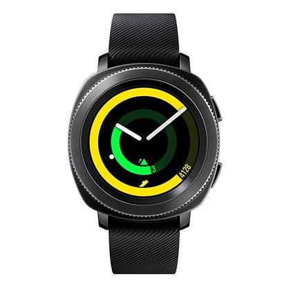 Watch Samsung Gear S3 Sport SM-R600 Black EU