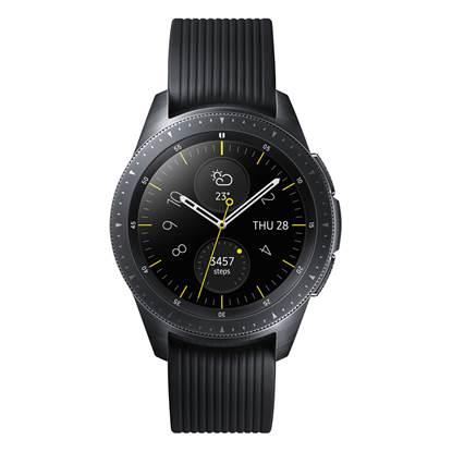 Watch Samsung Galaxy R810 42mm Black EU