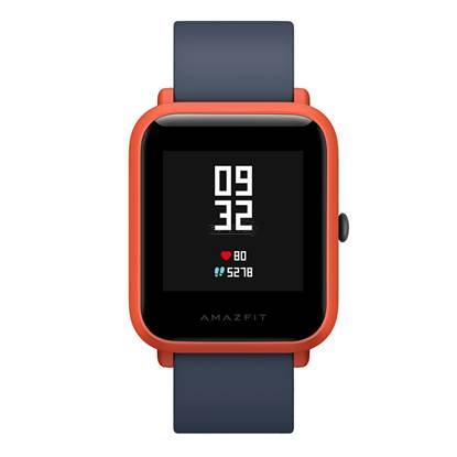 Watch Xiaomi AMAZFIT Bip RED