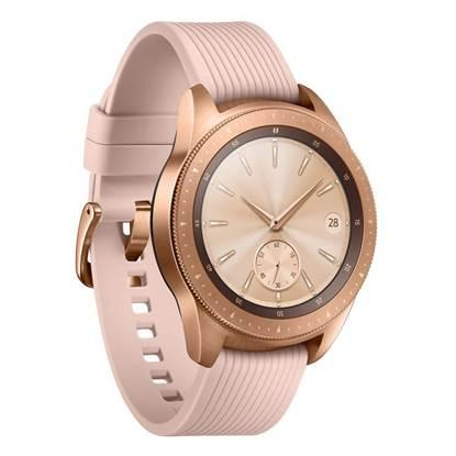 Watch Samsung Galaxy R810 42mm Rose Gold EU