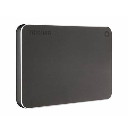 "Toshiba 1TB External Canvio HDD 2.5"" USB 3.0 (HDTW210EB3AA) (TOSHDTW210EB3AA)"