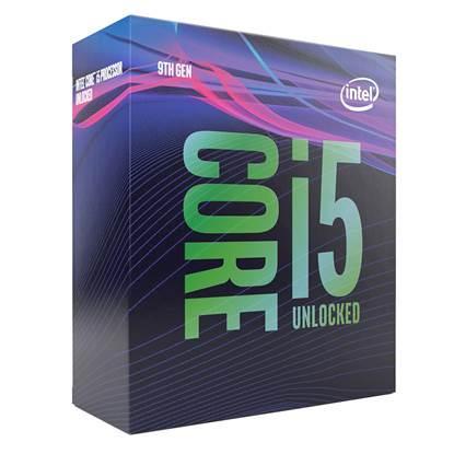 Επεξεργαστής Intel Core i5-9600K 9M Cache 3.70 GHz