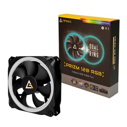 ANTEC Prizm 120 RGB LED Fan