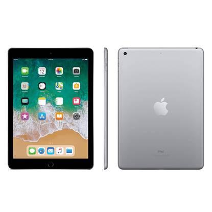 Apple iPad 9.7 (2018) Wi-Fi 128GB - Grey EU