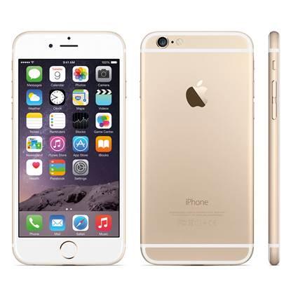 Apple iPhone 6s 32GB - Gold EU