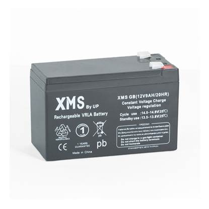 Battery replacement for UPS XMS GB 12V 9Ah