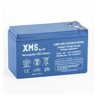Battery replacement for UPS XMS LP 12V 7.2Ah