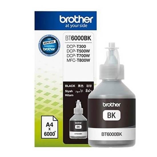 Brother Μελάνι Inkjet BT-6000BK Black (BT6000BK) (BRO-BT-6000BK)