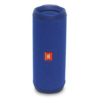 JBL Flip4 Portable Bluetooth Speaker Blue