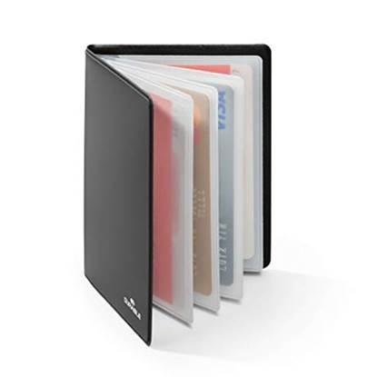 Θήκη Προστασίας Καρτών για 8 Κάρτες DURABLE RFID Ανθρακί (DRB2309)