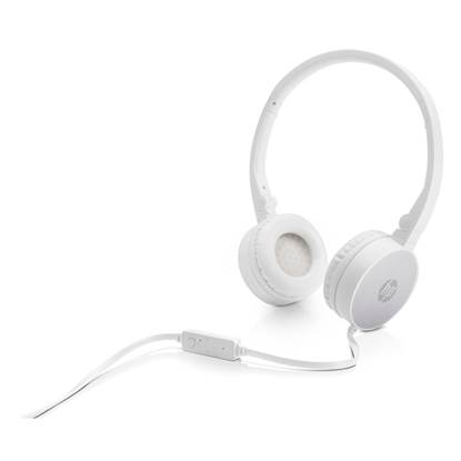 HP 2800 Pike Silver Headset