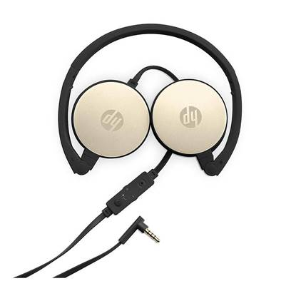 HP 2800 Silk Gold Headset