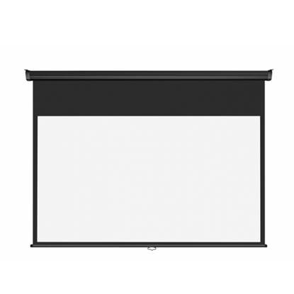 "COMTEVISION CWS3084 84"" 4:3 MANUAL PROJECTOR SCREEN (CWS3084) (COMCWS3084)"