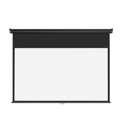 "COMTEVISION CWS3100 100"" 4:3 MANUAL PROJECTOR SCREEN (CWS3100) (COMCWS3100)"