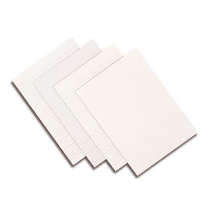 Μπλοκ Ριγέ Χωρίς Εξώφυλλο A5 (50 Φύλλα) (TEL081155)