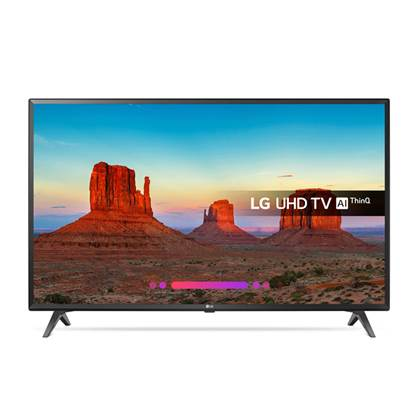 LG Led Smart TV 49'' (49UK6300PLB)