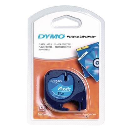 Πλαστική Ταινία Ετικετογράφου DYMO 91208 12x4 mm. (Ασημί) (S0721730) (DYMO91208)