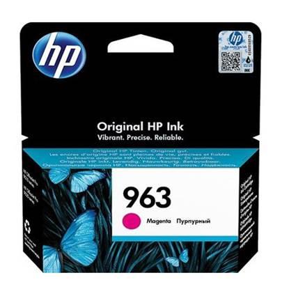 HP Μελάνι Inkjet No.963 Magenta (3JA24AE) (HP3JA24AE)