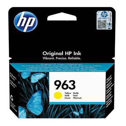 HP Μελάνι Inkjet No.963 Yellow (3JA25AE) (HP3JA25AE)