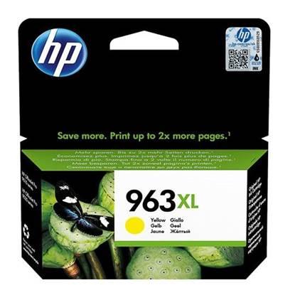 HP Μελάνι Inkjet No.963XL HC Yellow (3JA29AE) (HP3JA29AE)