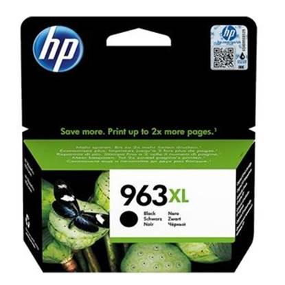 HP Μελάνι Inkjet No.963XL HC Black (3JA30AE) (HP3JA30AE)