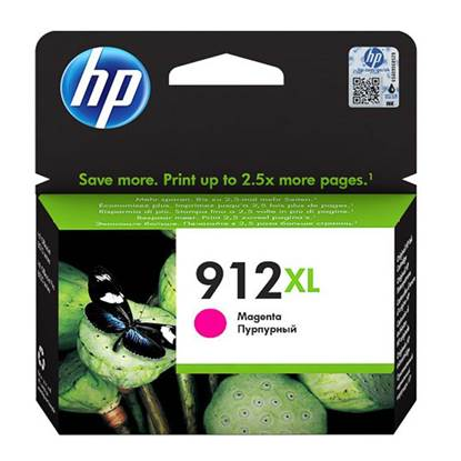 HP Μελάνι Inkjet No.912XL Magenta (3YL82AE) (HP3YL82AE)