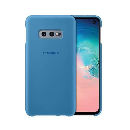 Samsung Galaxy S10e Silicone Cover Blue (EF-PG970TLEGWW) (SAMPG970TLEG)